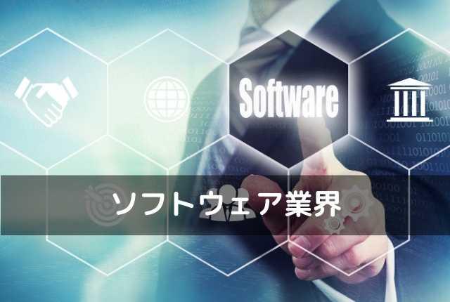 ソフトウェア業界